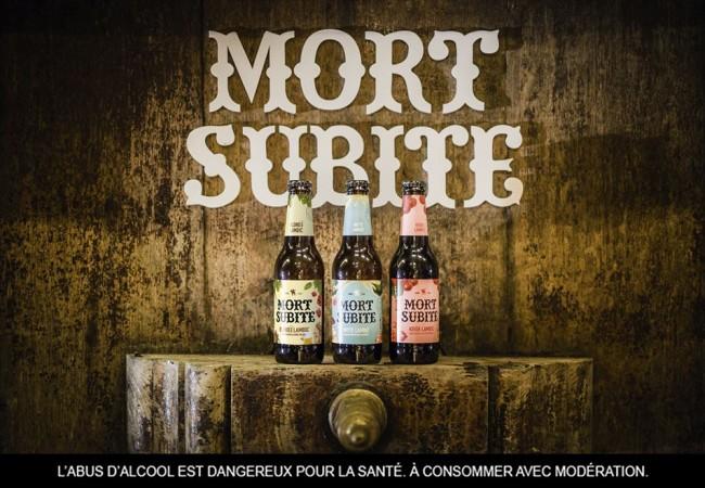 Mort Subite – brasserie belge – créatrice de Lambics