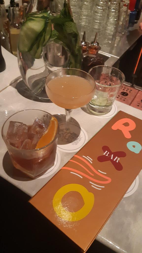 Roxo - ouverture du nouveau restaurant des Bains
