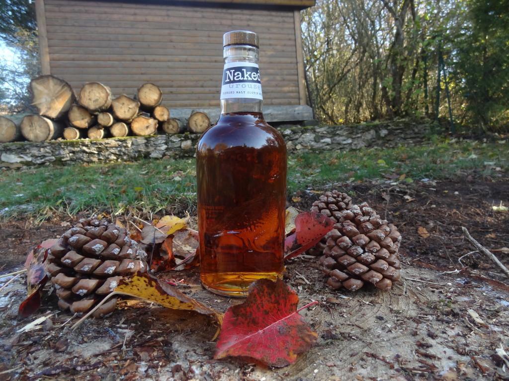 Le nouveau Whisky écossais - Naked Grouse