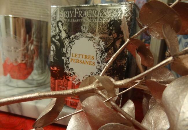 Arty Fragrance by Elisabeth de Feydeau – bougies parfumées inspirées de Versailles
