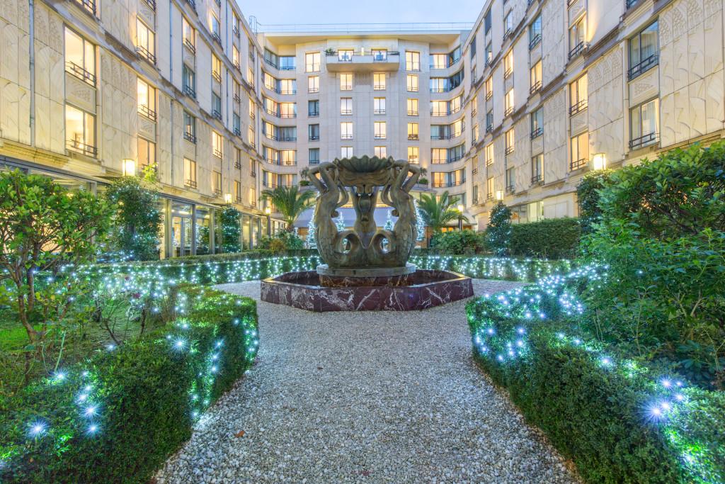 Hotel du Collectionneur - Chalet du Collectionneur jardin