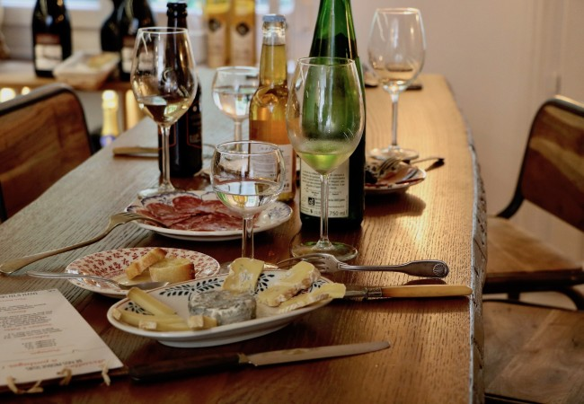 La Cigogne – épicerie et cave à vins – produits fermiers – terroir français