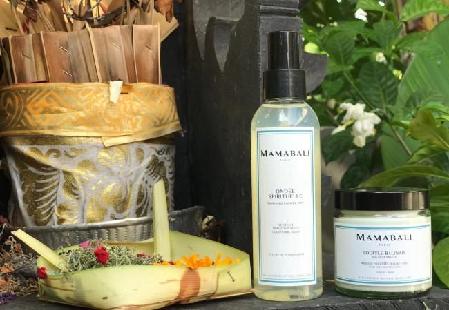 Mamabali – gamme de cosmétiques naturels – secrets de beauté balinais