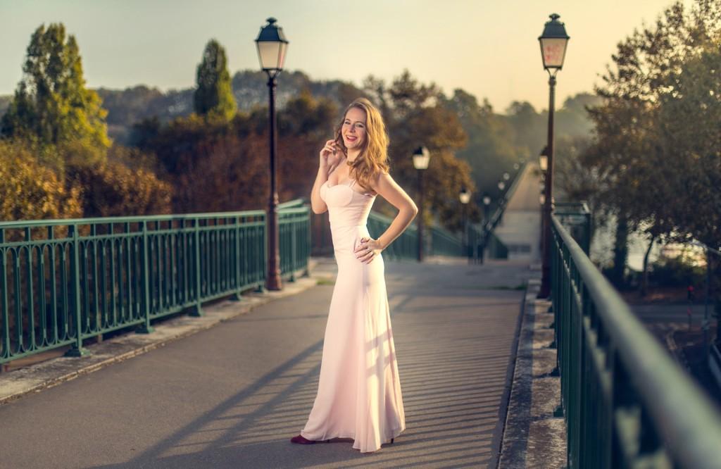 AW Bridal - robes de bal sur mesure - Bridesmaid dress