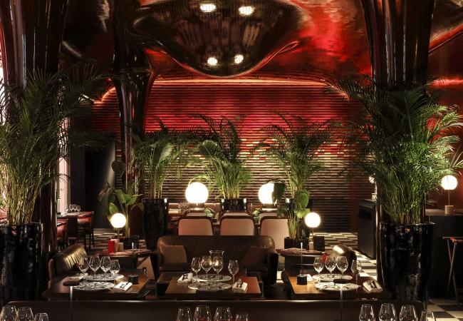 Roxo – ouverture du nouveau restaurant des Bains