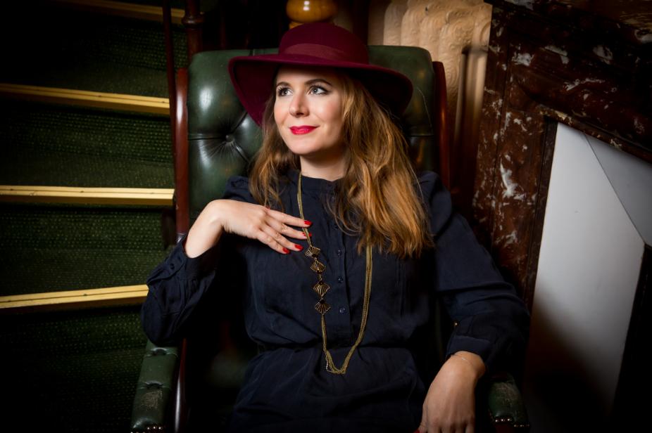 Virginie Mahé - bijoux et accessoires de mode - sautoir art déco