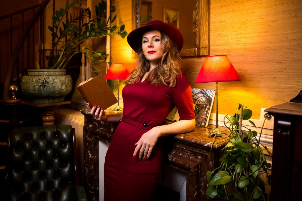 Grace Karin - robes vintage et rétro - la pin-up Parisienne