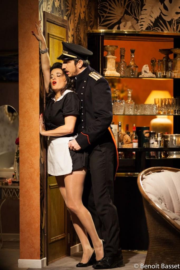 Les feux de l'amour et du hasard - comédie au théâtre du Palace
