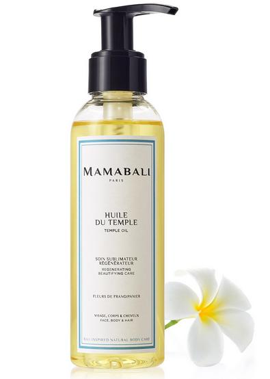 Mamabali - gamme de cosmétiques naturels - secrets de beauté balinais