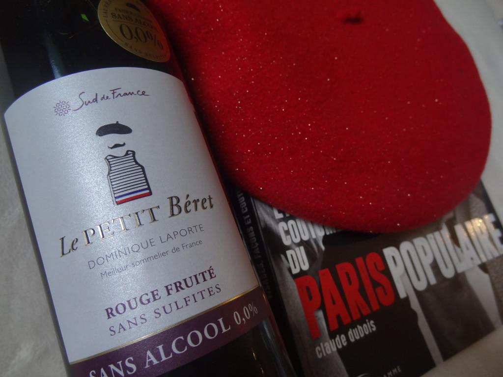 Le Petit Béret - une boisson naturelle et sans alcool - alternative au vin