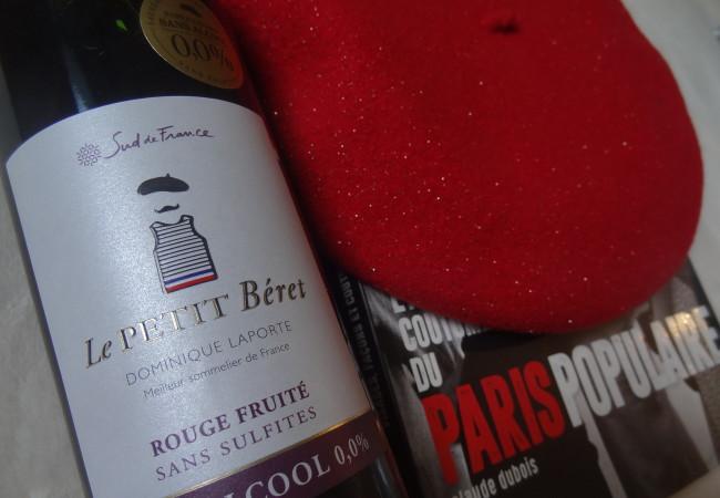 Le Petit Béret – une boisson naturelle et sans alcool – alternative au vin