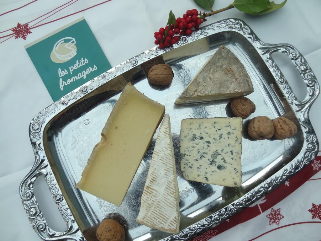 Les Petits Fromagers - box fromages livrée tous les mois