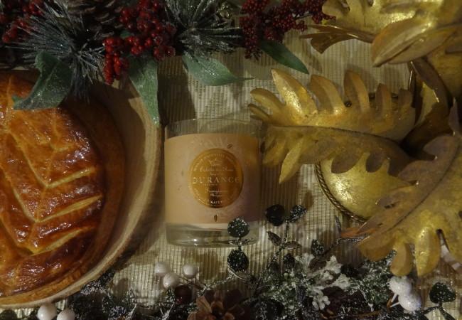 Durance – bougie frangipane pour célébrer l'épiphanie – association Rêves d'enfants