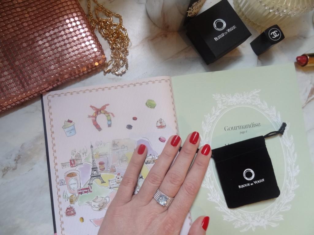 Bijoux en Vogue - bagues en argent - idée cadeaux Saint Valentin