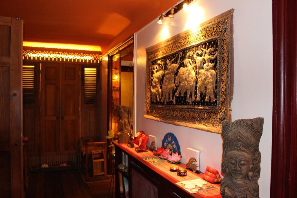 Espace France Asie - salon de massage thaï traditionnel