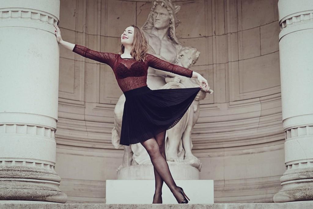 Un body sexy Le Bourget pour la Saint Valentin
