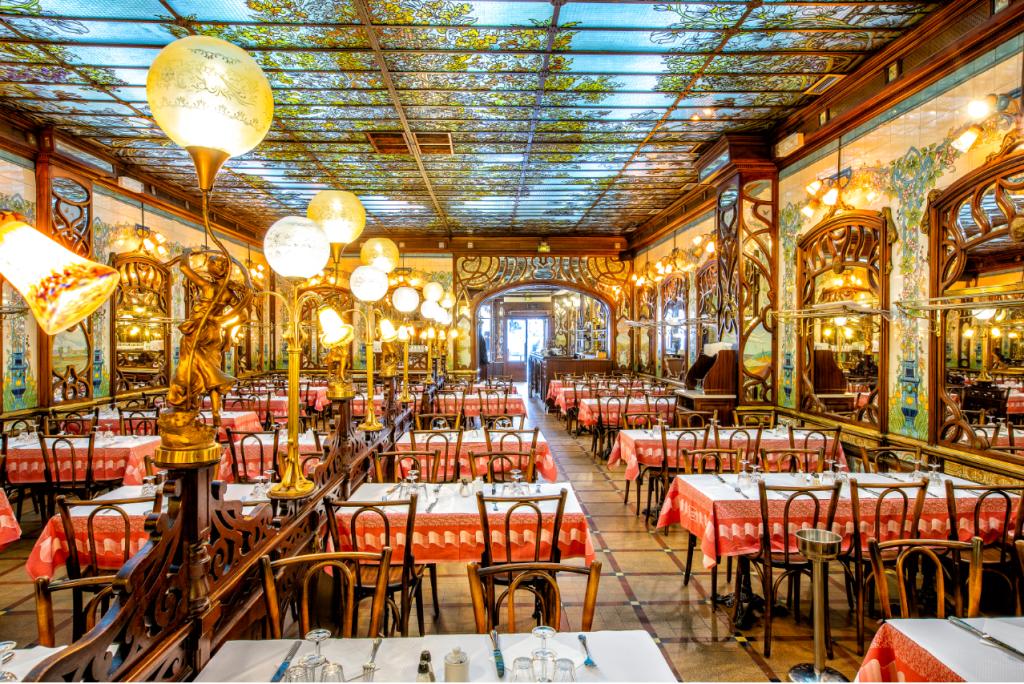 Le Bouillon Chartier Montparnasse - brasserie historique