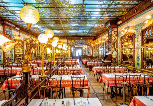 Le Bouillon Chartier Montparnasse – brasserie historique