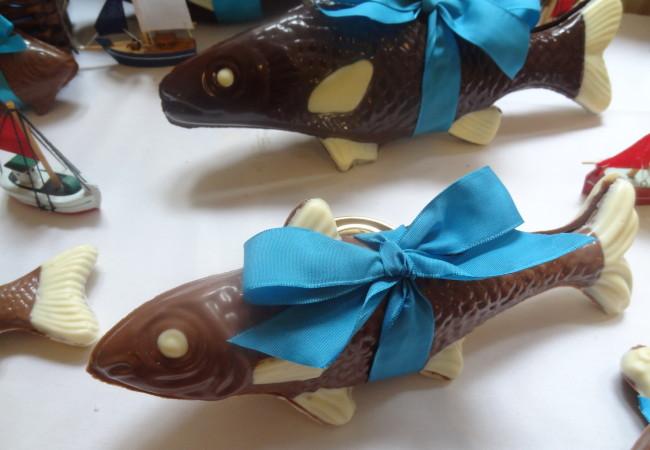 La collection de Pâques du chocolatier bordelais Saunion