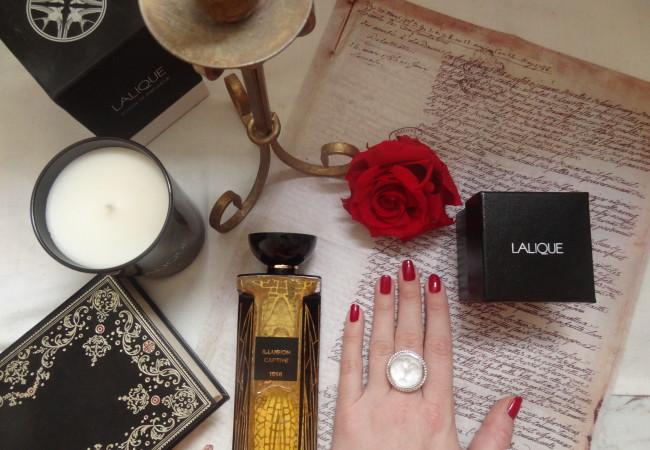 Lalique – collection Le Baiser – Vessière Cristaux