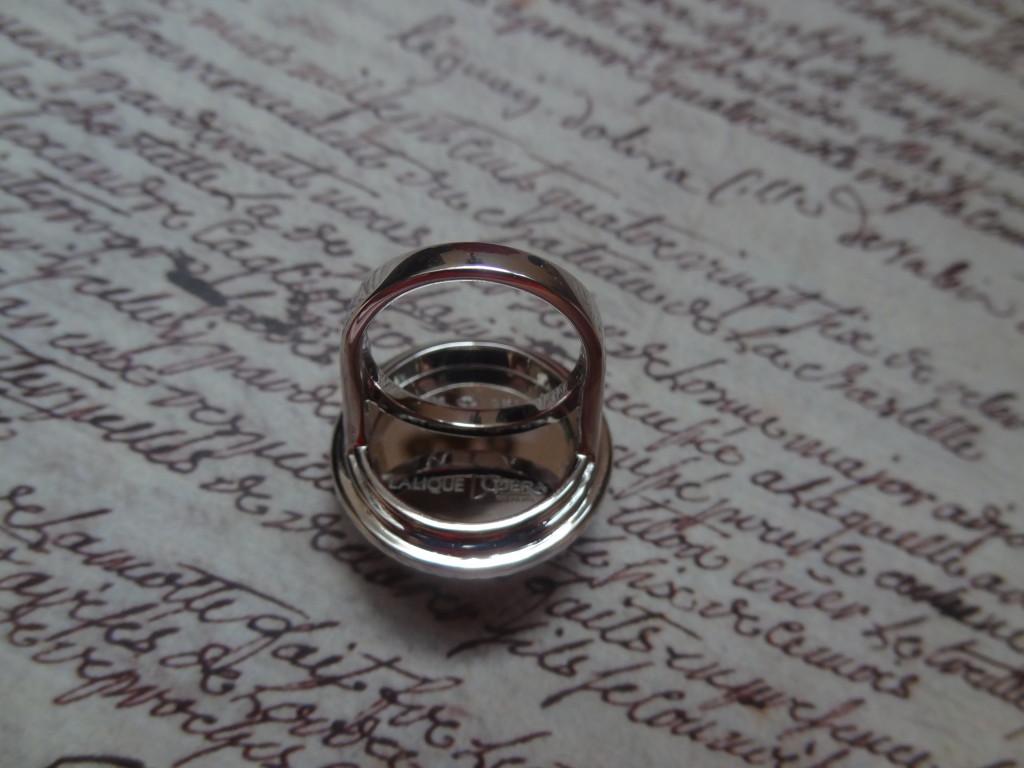 Lalique - collection Le Baiser - Vessière Cristaux