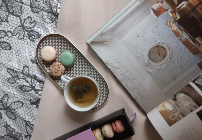 Franck Deville – macarons d'exception