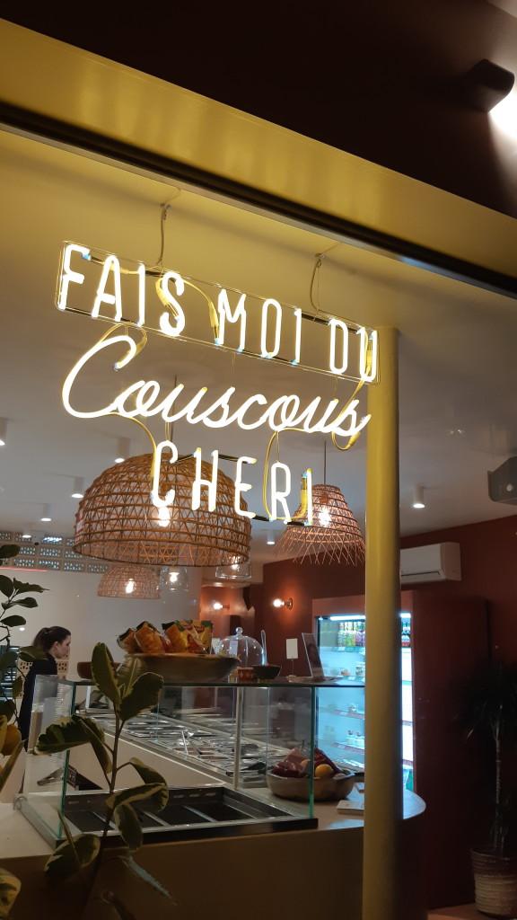 Graine - bar à couscous - une carte signée par le Chef Yoni Saada