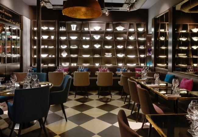 Augustin Bistrot – l'exquise cuisine du Chef Vincent Deyres