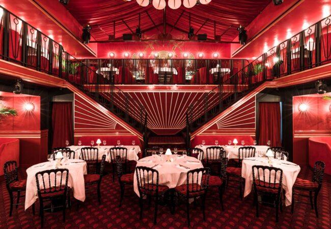 Le Roxie – restaurant branché rue de Ponthieu – music hall