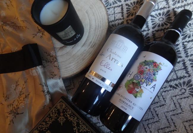 Sélection de vins rouge printaniers – Bordeaux