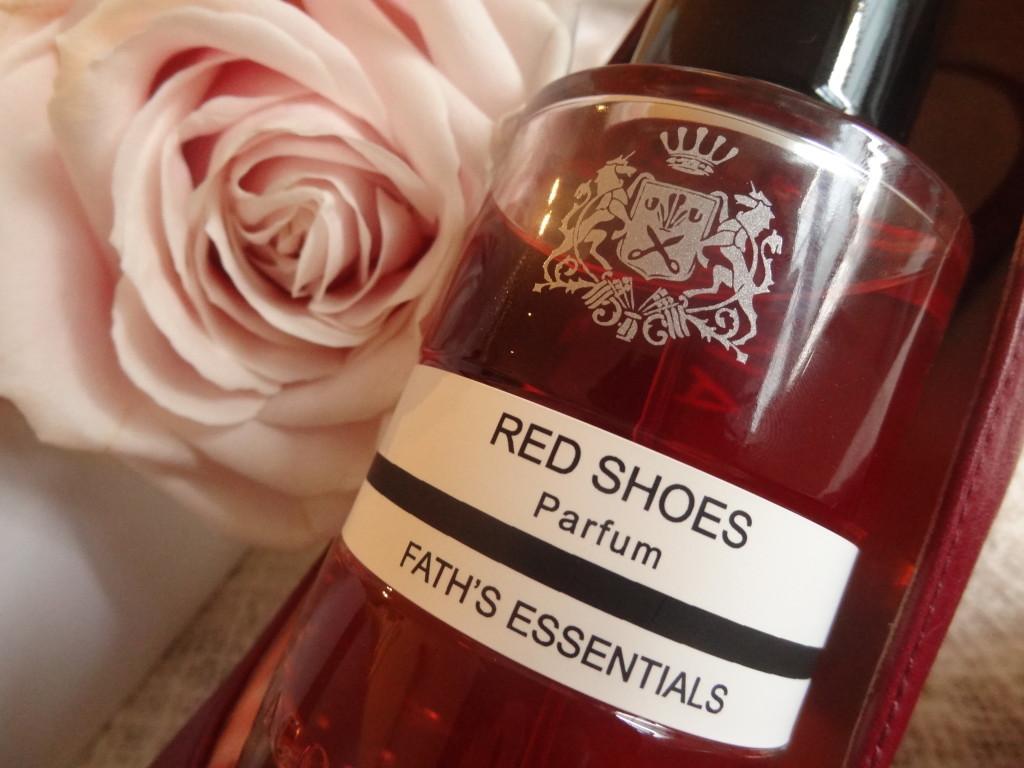 Red Shoes, le nouveau parfum de Jacques Fath