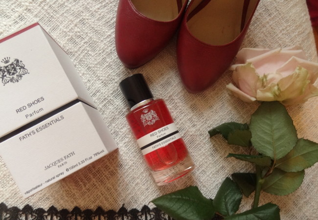 Red Shoes, le nouveau parfum de Jacques Fath