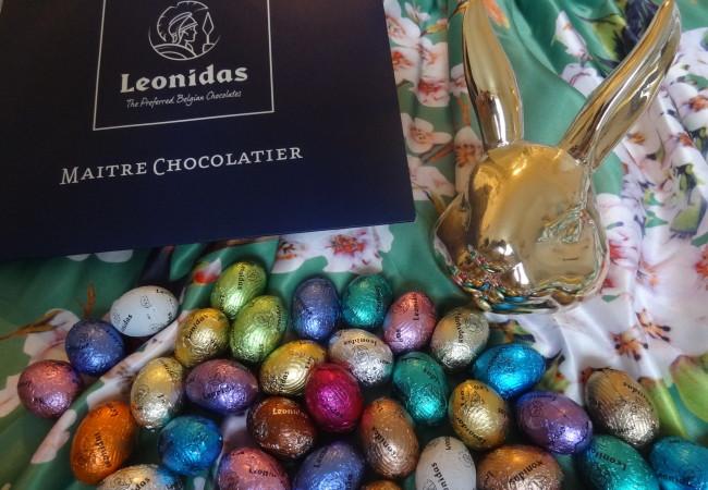 Leonidas – les œufs de Pâques du Maître-Chocolatier