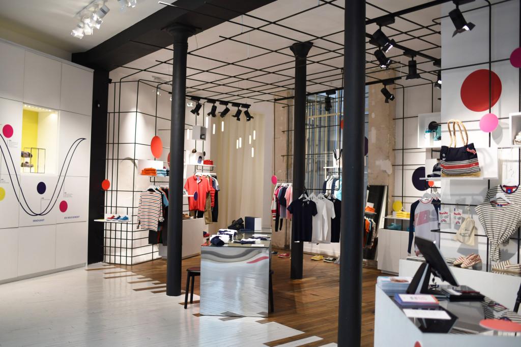 L'ouverture du pop-up store TBS - Heureux les Curieux
