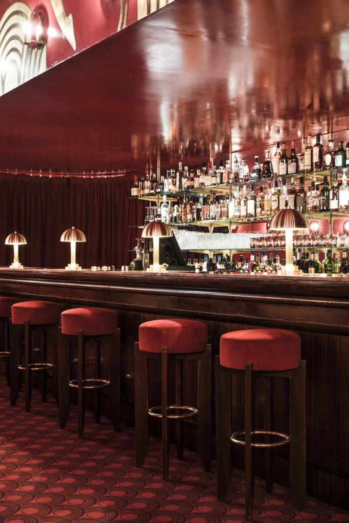 Le Roxie - restaurant branché rue de Ponthieu - music hall