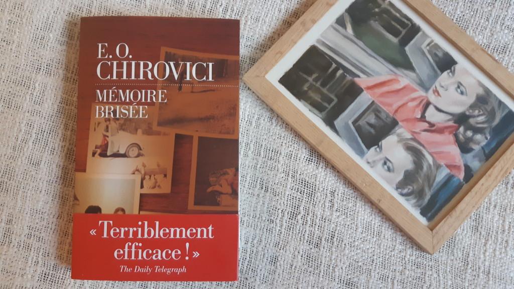 Mémoire Brisée - éditions Les Escales