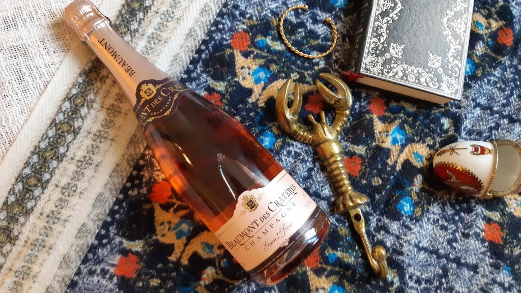 Champagne Beaumont des Crayères - Grand Rosé