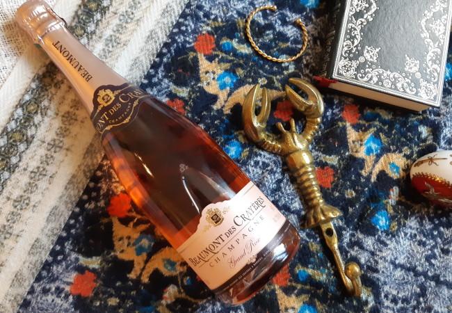 Champagne Beaumont des Crayères – Grand Rosé