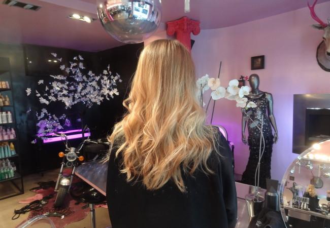 Angel Studio – un blond lumineux – coiffeurs ambassadeurs L'Oréal Professionnel