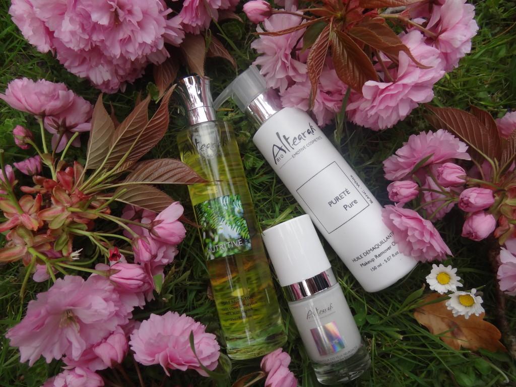 Altearah - cosmétiques bio - soins de beauté naturels