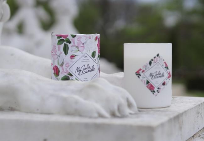 My Jolie Candle – la bougie parfumée avec un bijou à l'intérieur