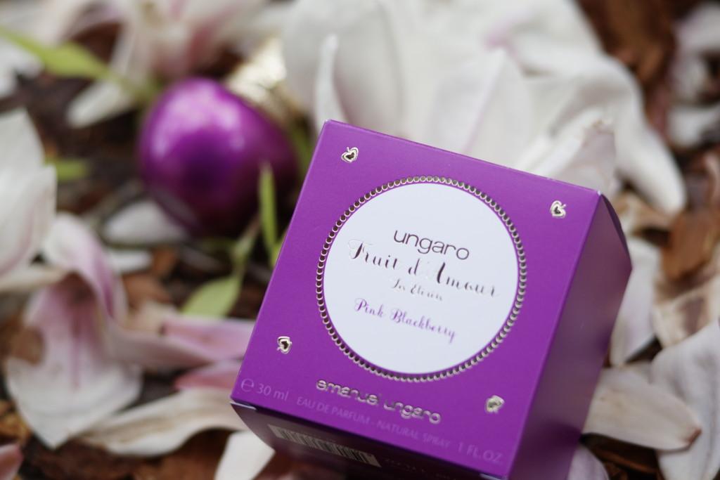 Emanuel Ungaro - Les Elixirs Fruit d'Amour - nouveaux parfums