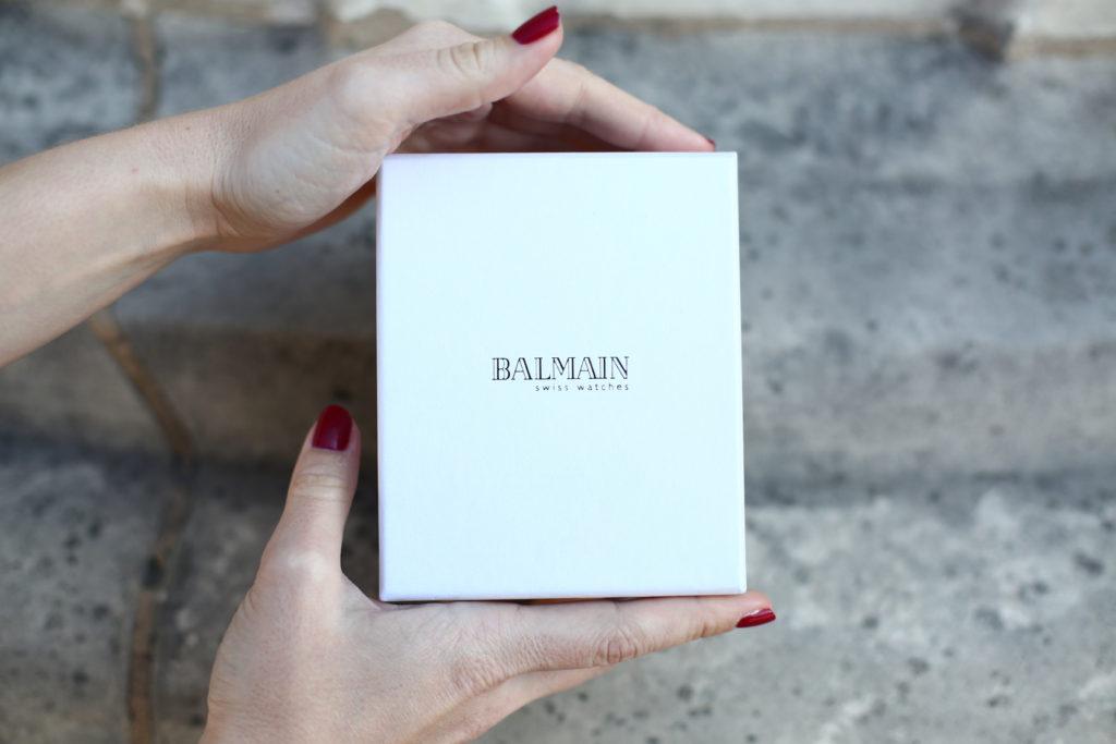 Balmain – une montre chic et intemporelle – le luxe à la française avec la mécanique Suisse