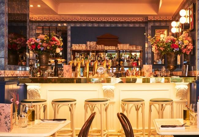 Brasserie Bellanger – belle brasserie parisienne