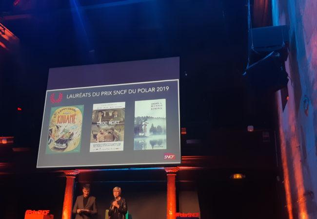 La 19èmecérémonie de remise des prix SNCF du polar – #PolarSNCF