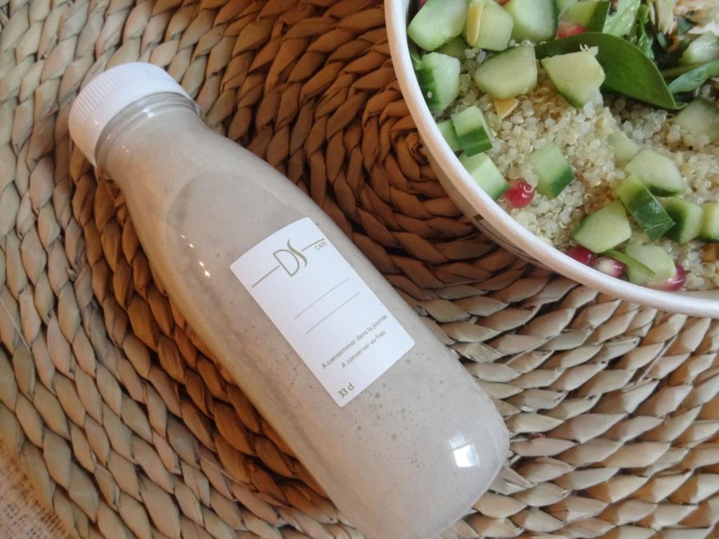 DS Café - nouveaux menus healthy- vegan, sportif , antioxydant - UBEREATS