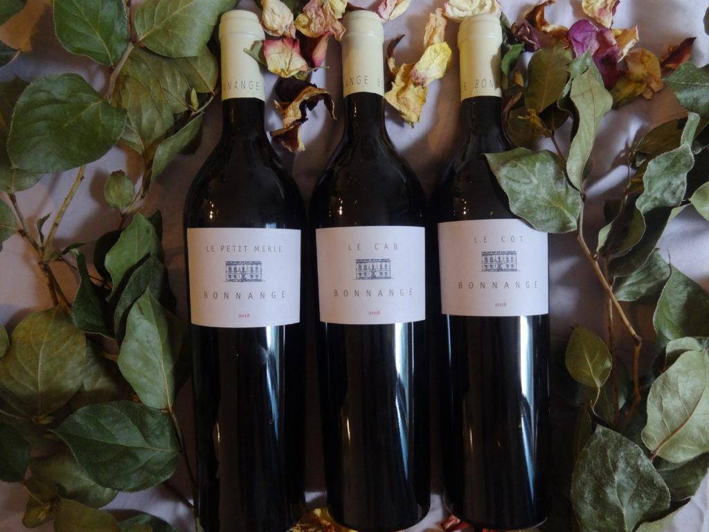 Le Château Bonnange et son exquise gamme mono-cépages - Bordeaux