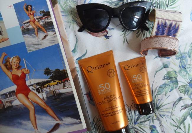 Qiriness – Caresse Soleil Suprême – soins solaires