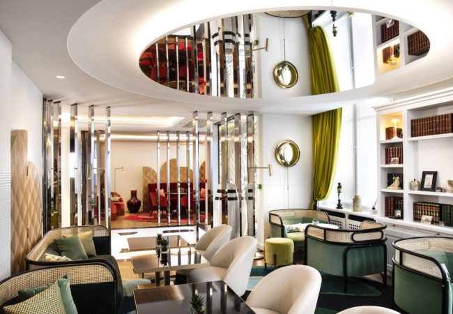 Boutique-hôtel Victor Hugo Paris Kléber****