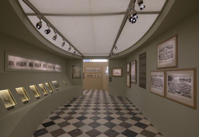 Exposition «Versailles. Architectures rêvées» – nouvelle présentation des salles Louis XIV
